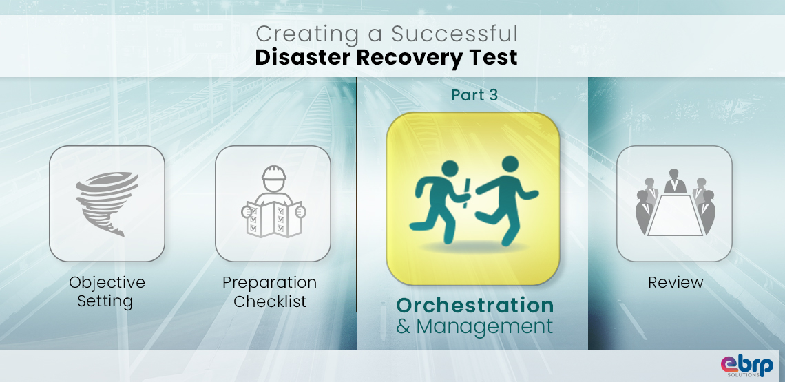 Insights into creating a successful Disaster Recovery Test – Part 3: Metrics
