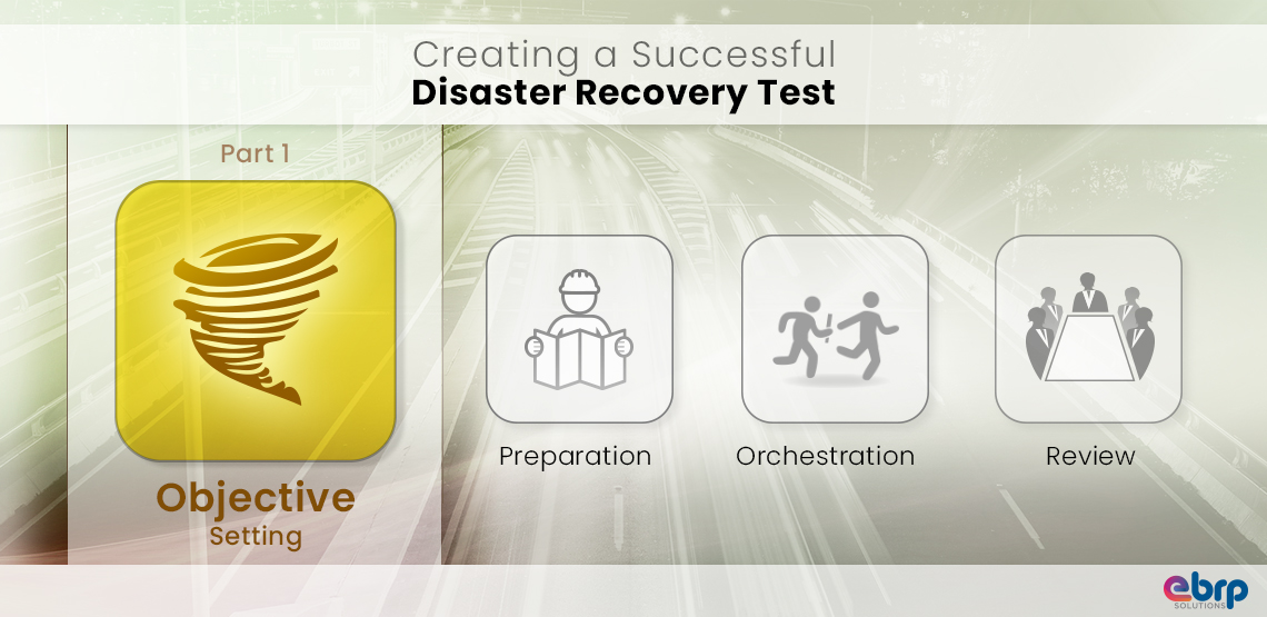 Insights into creating a successful Disaster Recovery exercise – Part 1: Objectives